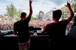 Dancetour Dordrecht Koningsdag
